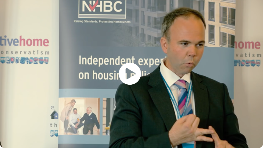 NHBC at Party Conference 2016