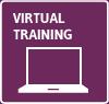 Virtual training icon